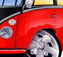 VW Splitty (11 Window) Camper (E) Sticker