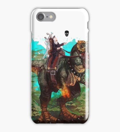 You'll never be as cool as...  iPhone Case/Skin