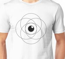 Erudite Eye - Black Unisex T-Shirt