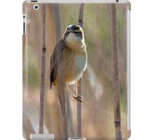 Reed Warbler iPad Case/Skin