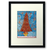 Merry Christmas.....It's a tree! Framed Print
