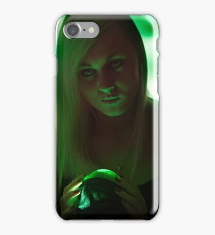 The Seer ... iPhone Case/Skin