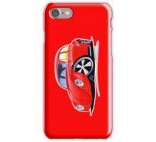 VW Beetle (Custom A) iPhone Case/Skin