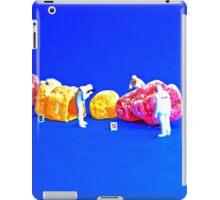 The great Jelly Baby Massacre! iPad Case/Skin