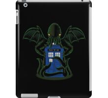 Dr.Who Beyond Time iPad Case/Skin