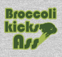 Broccoli kicks ass T-Shirt