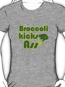 Broccoli kicks ass T-Shirt