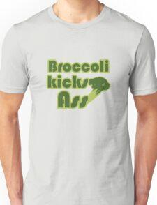 Broccoli kicks ass Unisex T-Shirt