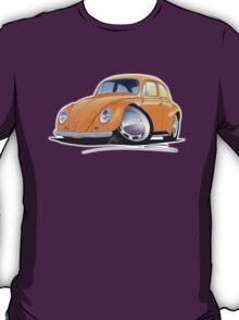 VW Beetle Orange T-Shirt