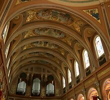 Our Lady of Victory Basilica by eyusuf