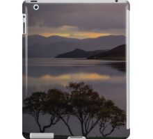 Scottish Twilight iPad Case/Skin