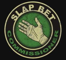 Slap Bet Commissioner by KDGrafx