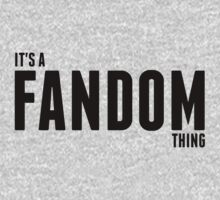 It's a fandom thing by carryoncastiel