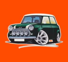 Rover Mini Cooper Sport BRG Kids Clothes