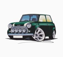 Rover Mini Cooper Sport BRG One Piece - Short Sleeve