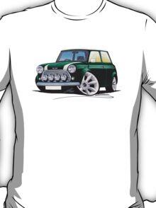 Rover Mini Cooper Sport BRG T-Shirt