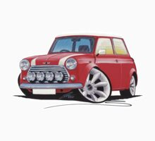 Rover Mini Cooper Sport Red T-Shirt