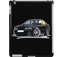 BMW M5 (E39) Black iPad Case/Skin