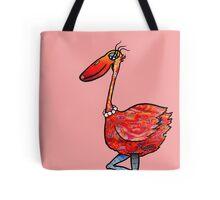 Flamingo Fashionista Tote Bag