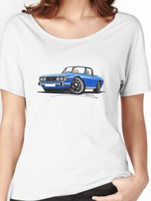 Triumph Stag Blue Women's Relaxed Fit T-Shirt