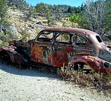 Rust in the Owyhees by Williambeuk