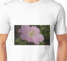 Wildflower Macro Unisex T-Shirt