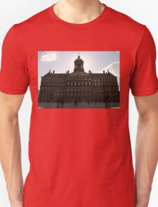 Royal Palace of Amsterdam Unisex T-Shirt