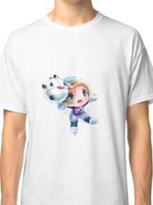 Chibi Winter Wonder Orianna Classic T-Shirt