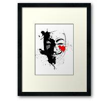 Anonymus Art Framed Print