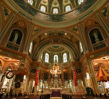 Our Lady of Victory Basilica #2 by eyusuf