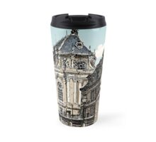 Vintage Hand Drawn View of Versailles Chapel Travel Mug