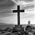LLanddwyn Island - A View  by Carl Gaynor