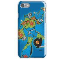 Mystery Mech iPhone Case/Skin