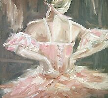Dress Rehearsal by Trisha Lamoreaux