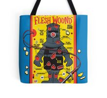 "The ""It's Just A Flesh Wound"" Game Tote Bag"