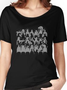 Mystery Theater 3K Women's Relaxed Fit T-Shirt