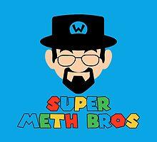 Super Meth Bros by StrangeAsAngels
