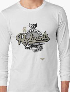 """San Angeles Replicants - """"Blade Runner"""" Chess Team Long Sleeve T-Shirt"""