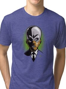 The SILENT Of The Lambs - Dr. Who Tri-blend T-Shirt