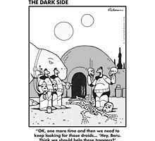 The Dark Side by Captain RibMan