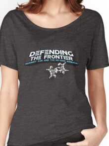 The Last Starfighter Pledge Women's Relaxed Fit T-Shirt