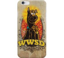 WWSD iPhone Case/Skin