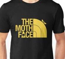 The Moth Face Unisex T-Shirt