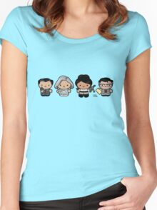 Hello Archer! Women's Fitted Scoop T-Shirt