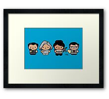 Hello Archer! Framed Print