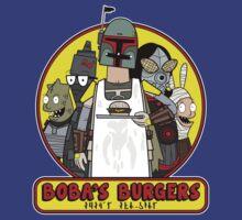 Boba's Burgers by Matt Sinor