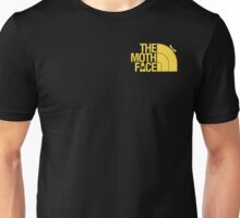 The Moth Face - Pocket Unisex T-Shirt