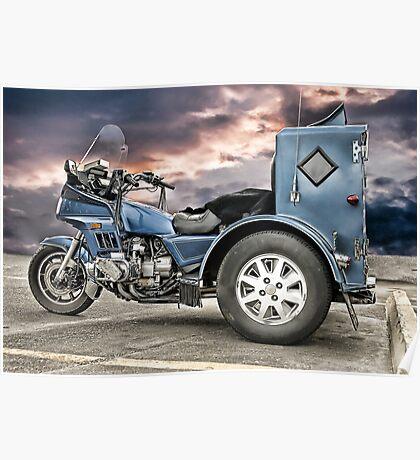 Murray's Trike Poster
