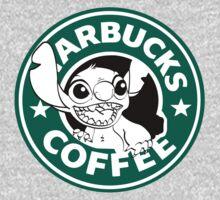 No more coffee for you - Stitch Starbucks logo by RandomCitizen