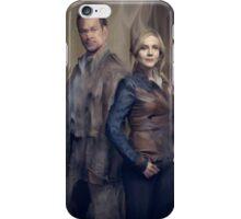 Nolan and Amanda Defiance Season 1 iPhone Case/Skin